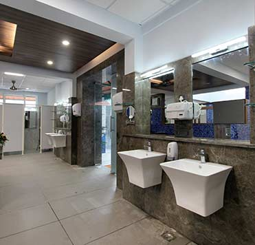What ails public washrooms in India?