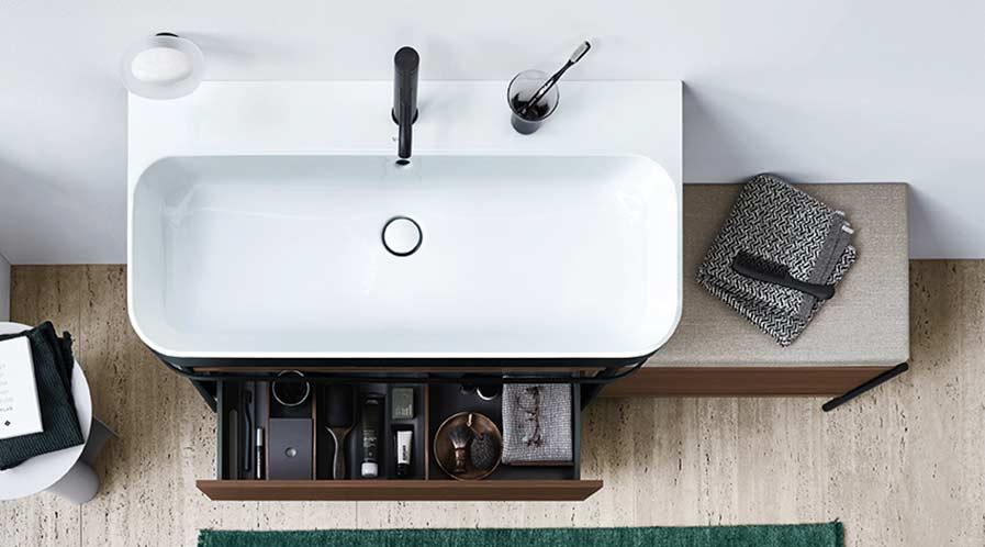 Furniture Washbasin by Duravit