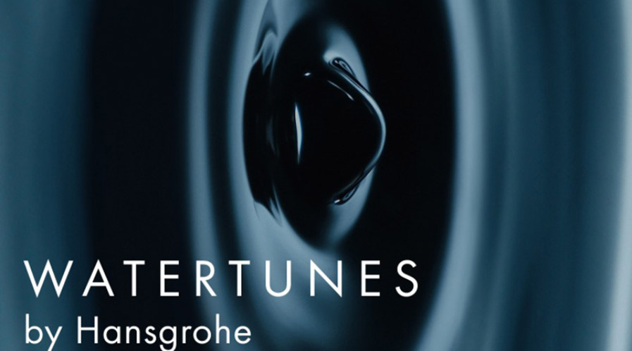 The WaterTunes by Hansgrohe album is now available on all popular music streaming services such as Spotify and Apple Music