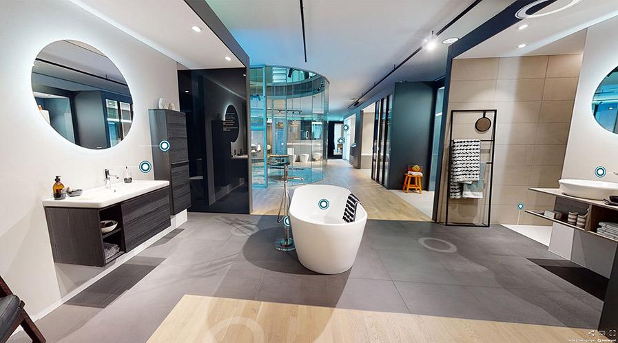 Virtual Showroom - Duravit Design Centre
