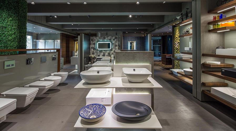 A visual walkthough of Ritik Ceramics Showrrom in Prabhadevi Mumbai